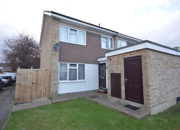 Thumbnail 3 bed end terrace house for sale in Melton Place, Epsom, Surrey.