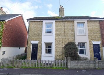 Thumbnail 2 bed semi-detached house for sale in Cobden Road, Sevenoaks