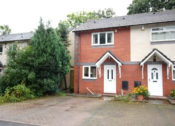 Thumbnail 2 bed end terrace house for sale in Scotby Close, Carlisle