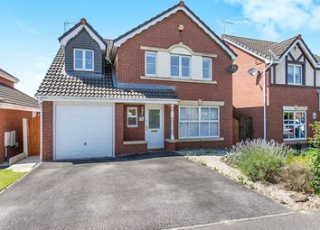 Thumbnail 5 bed detached house to rent in Burnside Way, Winnington, Northwich