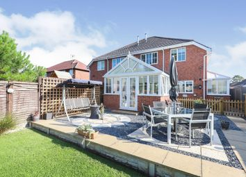 Thumbnail 4 bed semi-detached house for sale in Church Road, Oxley, Wolverhampton