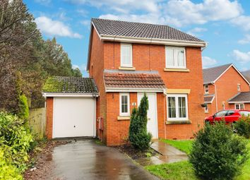 Thumbnail 3 Bed Detached House For Sale In Anthony Hill Court Pentrebach Merthyr Tydfil