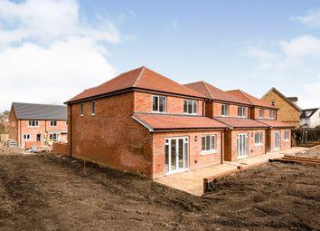 Thumbnail 4 bed detached house for sale in Oceana Crescent, Beggarwood, Basingstoke