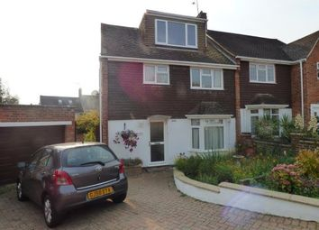 Thumbnail 4 bed semi-detached house for sale in Spruce Close, Larkfield, Aylesford