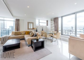 Thumbnail 3 bedroom flat to rent in Pan Peninsula Square, Canary Wharf, London