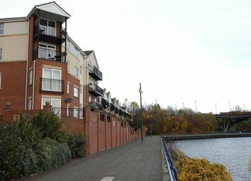 Thumbnail 2 bed flat for sale in Chirton Dene Quays, North Shields