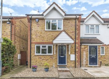 Thumbnail 3 bed end terrace house for sale in Mayfly Close, Eastcote, Pinner, Middlesex