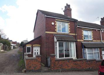 Thumbnail 2 bed end terrace house for sale in Louise Street, Burslem, Stoke-On-Trent