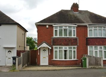 Thumbnail 2 bed semi-detached house for sale in Hilton Road, Lanesfield, Wolverhampton