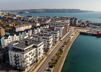 Thumbnail 1 bed flat to rent in Fin Street, Millbay, Plymouth