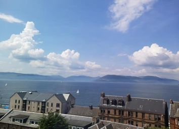 Thumbnail 2 bed flat for sale in Castle Gardens, Gourock, Inverclyde
