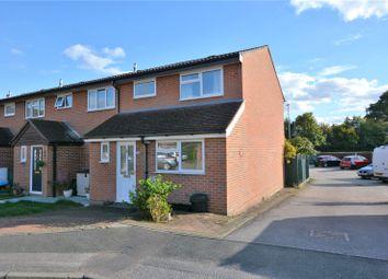 Thumbnail 3 bed end terrace house for sale in Fleet Close, Wokingham, Berkshire