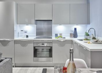 Thumbnail 2 bed flat for sale in The Mathos, Sterling Square, Bracknell