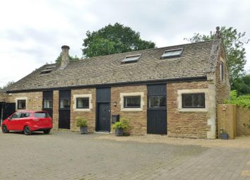 Thumbnail 5 bed barn conversion for sale in Ashwell Hall Stables, Oakham Road, Ashwell, Oakham