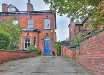 Thumbnail 4 bed semi-detached house for sale in Poppythorn Lane, Prestwich, Manchester