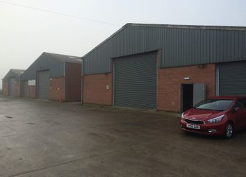 Thumbnail Industrial to let in Roxby Park, Easingwold, York