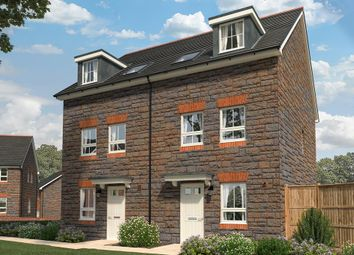 """Thumbnail 3 bedroom terraced house for sale in """"Somer"""" at Sandys Moor, Wiveliscombe, Taunton"""