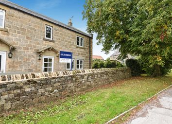 Thumbnail 3 bed semi-detached house for sale in Sawley, Ripon