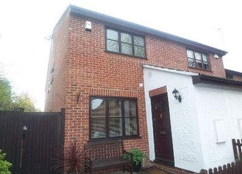 Thumbnail 1 bedroom semi-detached house to rent in Fairfield Drive, Broxbourne