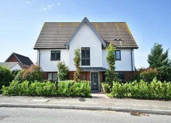 Thumbnail 4 bed semi-detached house for sale in John Ruskin Road, Tadpole Garden Village, Swindon