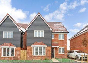 Thumbnail 4 bed detached house for sale in Worthing Road, Southwater, Horsham