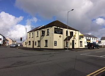 Thumbnail Restaurant/cafe to let in Cross Hands Hotel, 1 Llandeilo Road, Llanelli, Carmarthenshire