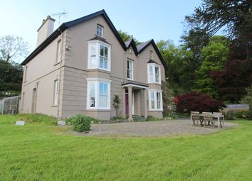 Thumbnail 5 bed detached house for sale in Maesycrugiau, Pencader