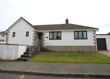 Thumbnail 2 bed detached bungalow for sale in The Meadows, St Dennis, St Austell, Cornwall