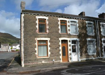 3 bed end terrace house for sale in Villiers Street, Velindre, Port Talbot, Neath Port Talbot. SA13