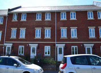 Thumbnail 4 bedroom town house to rent in Royal Crescent, Kings Heath, Exeter