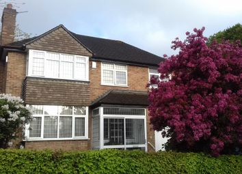 Thumbnail 4 bedroom detached house for sale in Woodview Road, Woolton, Liverpool