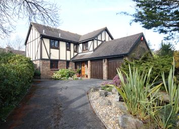 Thumbnail 5 bed detached house for sale in Farnleys Mead, Lymington, Hampshire