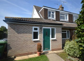 Thumbnail 4 bed semi-detached house for sale in Birkdale Drive, Alwoodley, Leeds