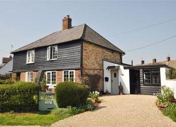 Thumbnail 2 bed semi-detached house for sale in Sheepcote Green, Clavering, Saffron Walden, Essex