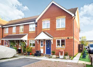 Thumbnail 3 bed end terrace house for sale in Village Close, Hoddesdon