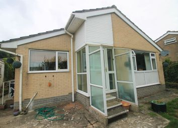 Thumbnail 2 bed detached bungalow for sale in Glebelands, Sidmouth