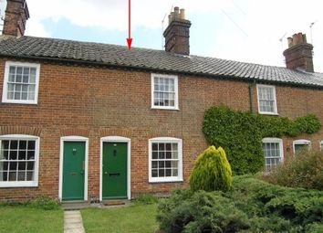 Thumbnail 2 bed cottage to rent in High Street, Wrentham, Beccles