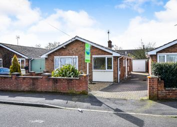 Thumbnail 3 bed detached bungalow for sale in Highfields Drive, Bilsthorpe, Newark