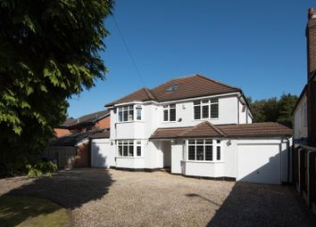 Thumbnail 5 bed detached house for sale in Walsall Road, Little Aston, Sutton Coldfield
