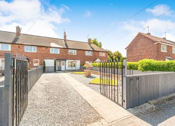 Thumbnail 3 bedroom terraced house for sale in Jervis Road, Hull