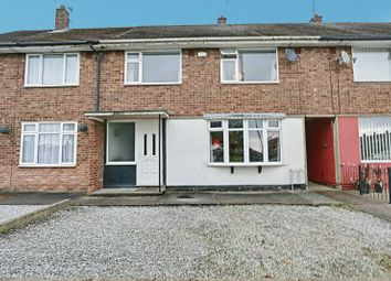 Thumbnail 3 bedroom terraced house for sale in Hove Road, Hull
