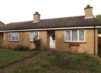 Thumbnail 2 bed bungalow to rent in Laceys Way, Duxford, Cambridge