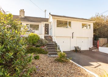 Thumbnail 3 bed semi-detached bungalow for sale in Treliddon Lane, Downderry, Torpoint
