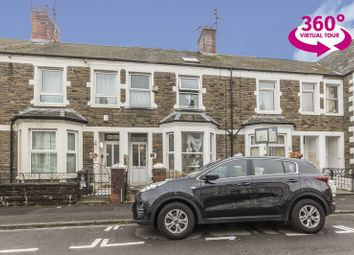 Thumbnail 6 bed terraced house for sale in Glenroy Street, Roath, Cardiff