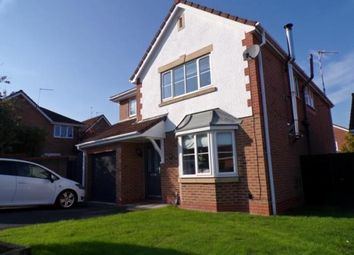 Thumbnail 4 bed detached house for sale in Carnoustie Close, Winsford, Cheshire