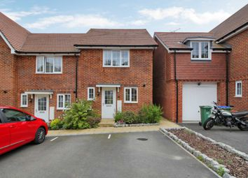 Thumbnail 2 bed end terrace house for sale in Roman Lane, Southwater, Horsham