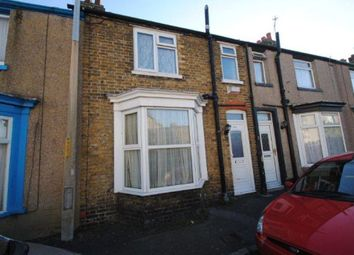 Thumbnail 2 bed terraced house to rent in Poets Corner, Margate