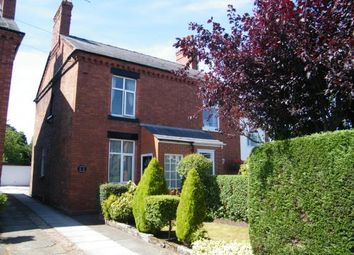 Thumbnail 2 bed semi-detached house for sale in Weaverham Road, Sandiway, Northwich, Cheshire