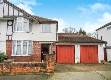 3 bed semi-detached house for sale in St. Swithins Road, Whitstable CT5