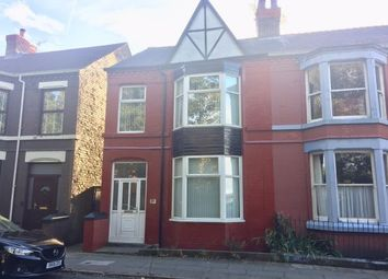 Thumbnail 5 bed terraced house for sale in 29 Colebrooke Road, Aigburth, Liverpool